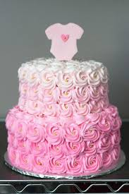 baby shower cake ideas for girl beautiful ideas pink baby shower cakes stylist design best 25 on