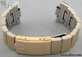 gold omega bracelet images Omega watch bracelets gold plated jpg