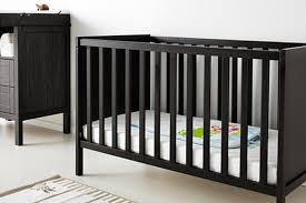 Black Baby Bed Cot To Tot 10 Clever Cots That Convert To Toddler Beds
