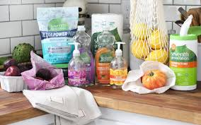 Seventh Generation Bathroom Cleaner Treecycle Recycled Paper And Biodegradable Food Service Products