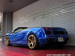 modified lamborghini lamborghini gallardo spider