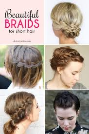How To Do A Cute Hairstyle For Short Hair by 101 Best Hairstyles Images On Pinterest Hairstyles Make Up And Hair