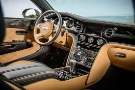 bentley bentayga 2016 interior bentley mulsanne speed revealed
