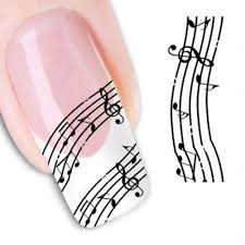 Music Nail Art Design Compare Prices On Music Nail Designs Online Shopping Buy Low