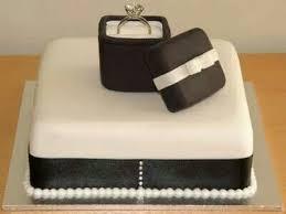 engagement ring cake wedding cakes pinterest ring cake