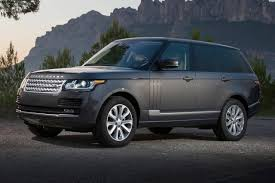 customized range rover interior 2016 land rover range rover pricing for sale edmunds