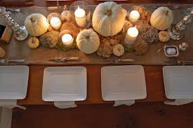 bryn alexandra a white thanksgiving table