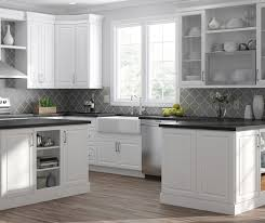 pics of kitchens with white cabinets and gray walls kitchen cabinets color gallery