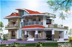 executive home plans bedroom luxury house in kasaragod kerala home design and floor