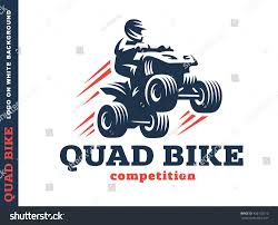 jeep logo drawing quad bike competition logo design on stock vector 436102510