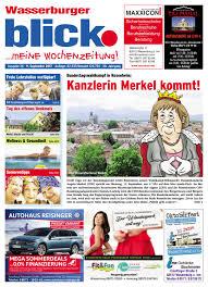 Klinik St Georg Bad Aibling Wasserburger Blick Ausgabe 36 2017 By Blickpunkt Verlag Issuu