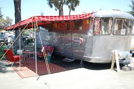 Vintage Trailer Awning Spartan Manor And Spartanette Trailer Pictures From Oldtrailer Com
