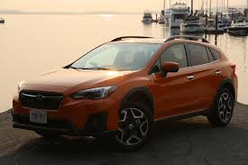 subaru crosstrek interior 2018 2018 subaru crosstrek review autoguide com news