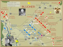 map of leipzig battle of leipzig 1813 battle of nations napoleon schlacht