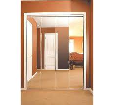 Replace Sliding Closet Doors With Curtains Fascinating Decoration Replacing Mirrored Closet Doors Mirror A