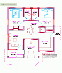 2 000 Square Feet 100 2 000 Square Feet Plan 50113ph Bungalow House Plan With