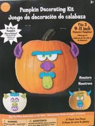 Potato Head Kit Disguise Buy Potato Head Pumpkin Decorating Kit Monsters Themed 17