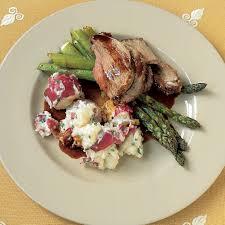 roast leg of lamb with garlic recipe martha stewart