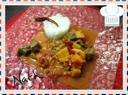 cuisine malienne mafé mafé de boeuf facile délice et saveur de nath