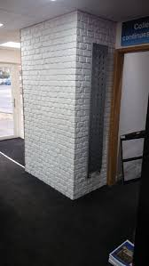 panneau fausse brique revêtement polyuréthane imitation briques 5 couleurs panel piedra