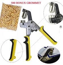 Grommet Tool Kit For Curtains Best Heavy Duty Grommet Tool Handyman Gear