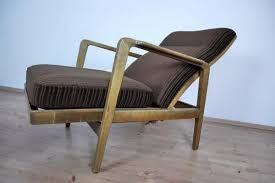 danish lounge chair and ottoman 1960s for sale at pamono