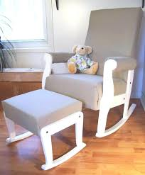 Nursery Room Rocking Chair Glider And Ottoman For Nursery Rocking Chairs For Baby Room