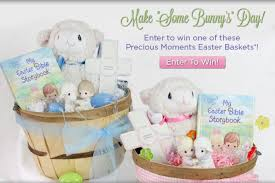 precious moments enter win easter basket ideas ages