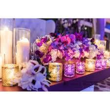 purple wedding centerpieces purple wedding centerpieces andres aguilar designs