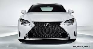 lexus is 350 features 2015 lexus rc350 f sport exclusive 8 speed auto awd 4ws and