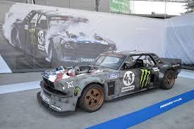 hoonigan drift cars carscoops ken block