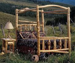 other beds colorado log furniture