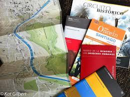 Santiago Metro Map by Sernatur Chile U0027s National Tourism Service Santiago Tourist