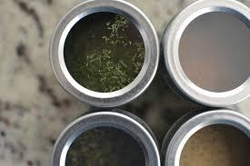 Organization In The Kitchen - space saving spice organization
