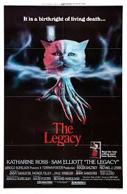 poster for the legacy 1978 uk usa wrong side of the art
