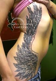 roma tattoos wing tattoo by halo hocico on deviantart