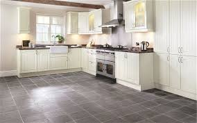 Tile Flooring For Kitchen by Gray Tile Floor Kitchen And Best Flooring For Kitchen Best
