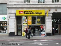 the shop bureau de change the shop bureau de change on marble arch cheque cashing in