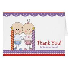 twins 1st birthday cards greeting u0026 photo cards zazzle