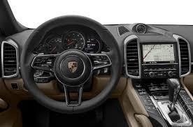 Porsche Cayenne 3 6 - new 2017 porsche cayenne price photos reviews safety ratings
