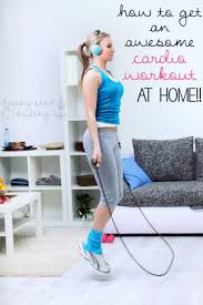 How To Do Cardio In A Small Space At Home Workout Series Cardio Happy Food Healthy Life