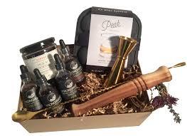 whiskey gift basket the whiskey kit mindfully splendid