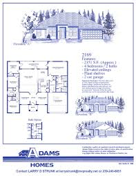 adams homes floor plans and location in jefferson shelby st adams