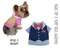 shirt pattern for dog jack jill dog shirt pattern 1738 dog shirts dog vest