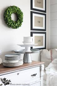 how to decorate with boxwood wreaths year round the wood