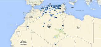 dossier technologies mobiles algerie algeria