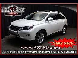 lexus phoenix scottsdale 2015 lexus rx 350 awd for sale in phoenix az stock 14691