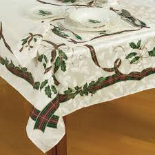 Holiday Table Runners by Decorating Tablecloths Runners And Lenox Tablecloth