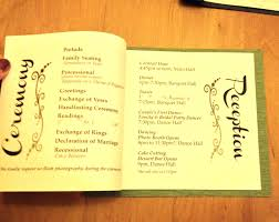 printed programs wedding ideas 20 cheap wedding programs image inspirations