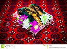 wedding gift decoration ideas wedding gift decoration stock photo image of flowers 35929800